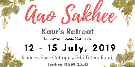 Aao Sakhee: A Kaurs' Retreat