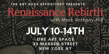 (Harlem) Renaissance Rebirth Art Exhibition tickets