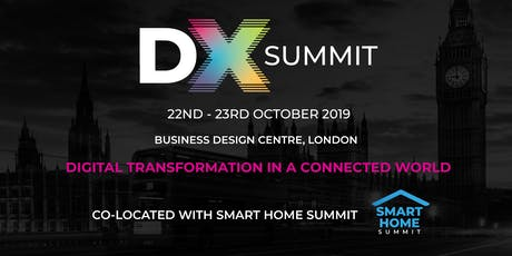 DX Summit & Smart Home Summit 2019 tickets