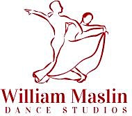 William Maslin Dance Studios logo