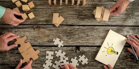 Réseautage d'affaires et Profil d'entreprise billets