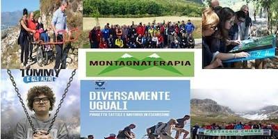 Escursione al Rifugio Fonte Torricella - ARSITA (TE ) Aperta a TUTTI - Montagne Senza Barriere ( E. J. )