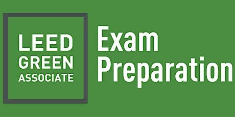 LEED Green Associate Exam Prep Course - QR 950! tickets