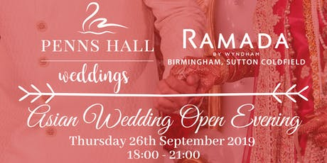 Asian Wedding Open Evening tickets