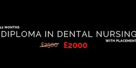 Open Day in Greater London - Dental Nursing | Forward Academic Team tickets