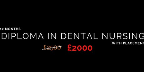Open Day in Folkestone - Dental Nursing Course & Placement at Forward Academic Team tickets