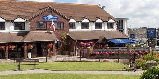 26 June, Lunch meeting in Newquay, Griffin Inn, Newquay