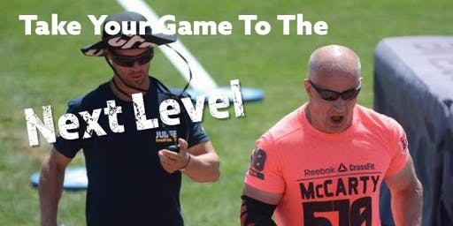 Take Your Game to the Next Level - CrossFit Parable