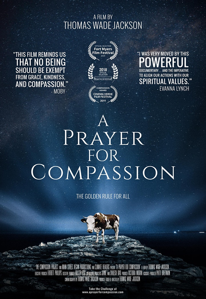 A Prayer for Compassion: Scottish Premier image