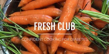 Fresh Club 4 week course @ Copythorne Parish Hall tickets