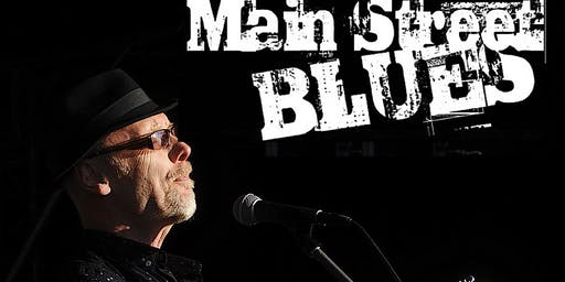 Main Street Blues live at Clarks, Dundee. Doors 3pm.