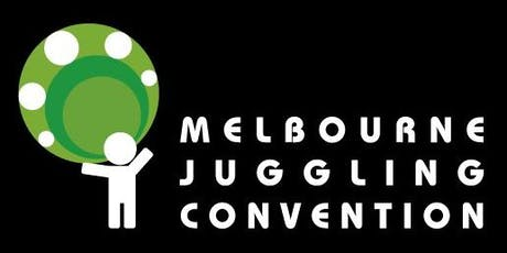 Melbourne Juggling Convention 2019 tickets