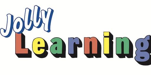 Jolly Phonics Level 3 Workshop: Terms 2 & 3 of Jolly Phonics