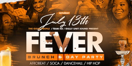 FEVER BRUNCH & DAYPARTY tickets