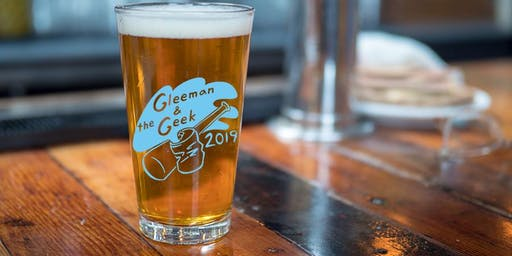 Gleeman & The Geek's 2019 Tuesday Taproom Tour at Tin Whiskers (7/30)