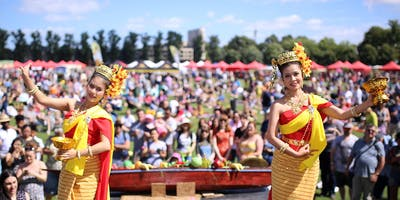 Magic of Thailand Festival in Basingstoke