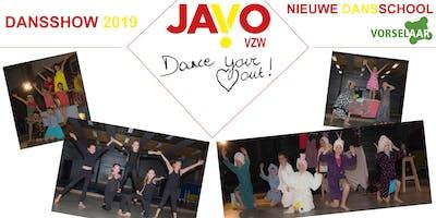 JAVO Dansshow juni 2019