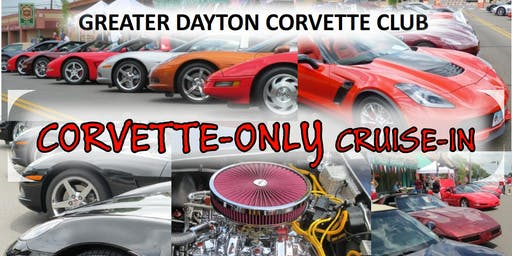 Corvette-Only Cruise-In 2019