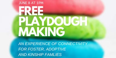 FREE PLAYDOUGH MAKING EXPERIENCE
