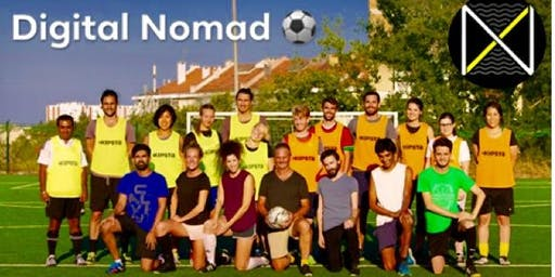 Digital Community Soccer Sundays by NOMADX