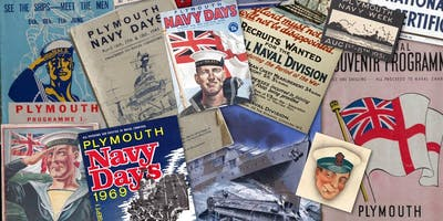 Thursday Evening Talks (Plymouth History Festival)