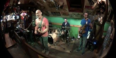 Wild Music Walkers v Irish Music Pubu Čelákovice