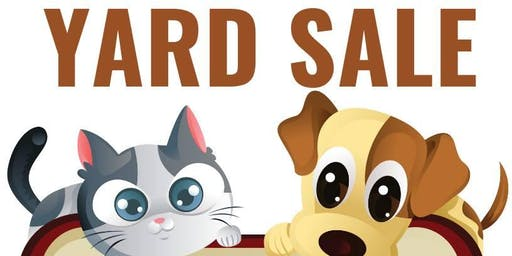 Yard Sale for Indianapolis Animal Care Services