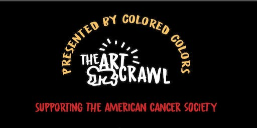 The Art Crawl : A Moving Art Expo