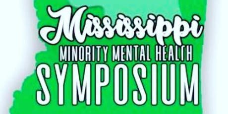 Mississippi Minority Mental Health Symposium tickets