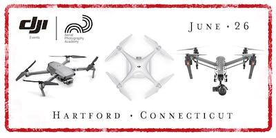 DJI Drone Photo Academy – Hartford, CT