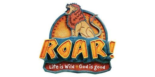 ROAR! - Calimesa SDA Vacation Bible School