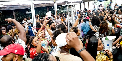 ATL #1 ROOFTOP DAY PARTY IN THE CITY OF ATLANTA