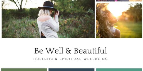 Chippenham Holistic Wellbeing & Spiritual Event  tickets