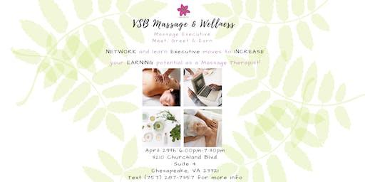 Massage Executive Hour of Power