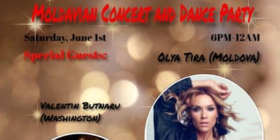 MOLDAVIAN CONCERT AND DANCE PARTY