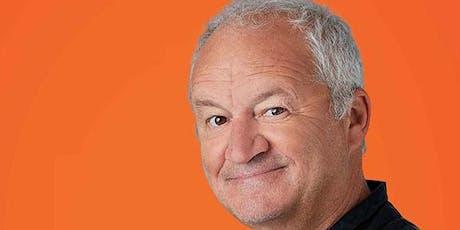 Michel Barrette - L'humour de ma vie - nouveau spectacle en rodage tickets
