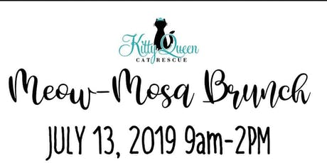 Meow-Mosa Brunch  tickets