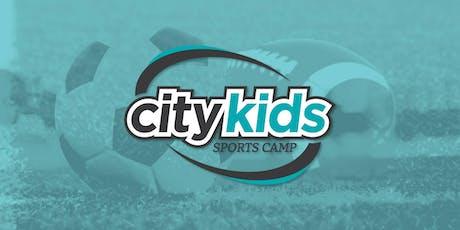 CityKids Sports Camp 2019 billets