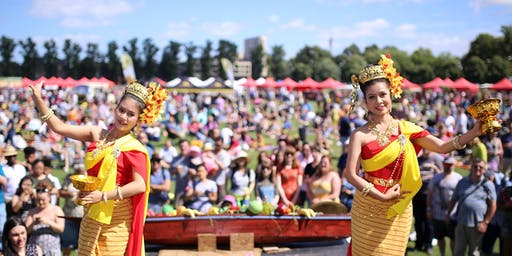 Magic of Thailand Festival  in Poole