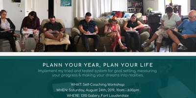 Plan Your Year, Plan Your Life | Self-Coaching Workshop