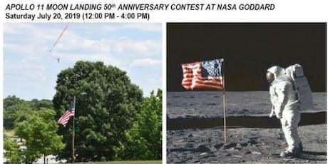 Apollo 11 Moon Landing 50th Anniversary Contest at NASA Goddard tickets
