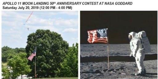 Apollo 11 Moon Landing 50th Anniversary Contest at NASA Goddard