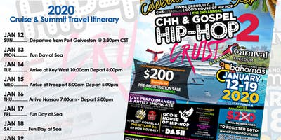2nd Annual CHH & GHH Cruise & Summit