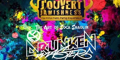 Jouvert Jamishness Exclusive NF - Drunken Masters Section