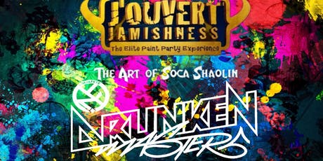 Jouvert Jamishness Exclusive NF - Drunken Masters Section tickets