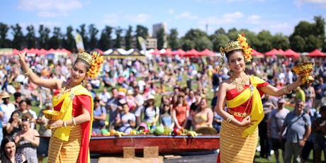 Magic of Thailand Festival in Norwich tickets