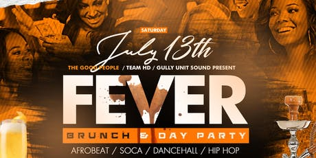 FEVER Brunch and Day Party tickets