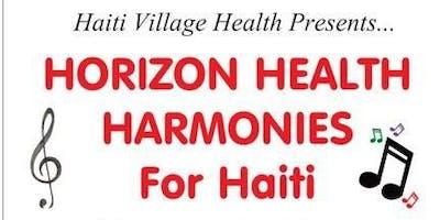 Horizon Health Harmonies for Haiti
