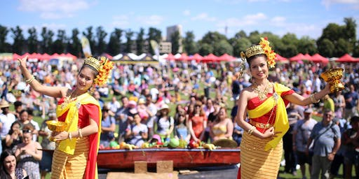 Magic of Thailand Festival in Leicester