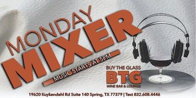 Monday Mixer   $3.50 Happy Hour